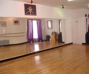 Le studio de la danse
