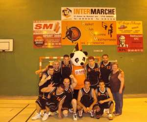 Basket club narbonne mediterranee