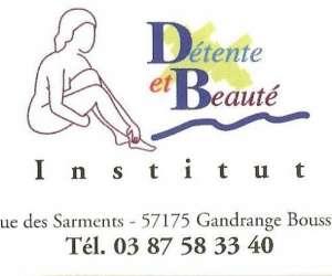 Institut detente et beaute