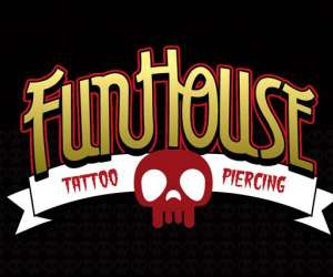 Funhouse tattoo piercing