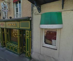 Irish pub alano bar