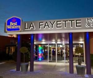Hotel best western la fayette