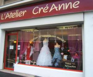 Creanne : créatrice robe de mariée sur mesure
