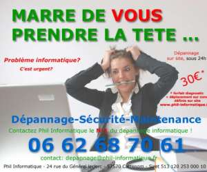 Phil informatique