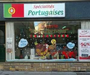 Epicerie notre portugal