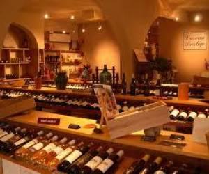Cave lie de vin