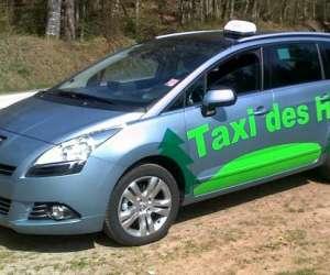 Taxi des hauts