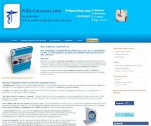 Paes concours.com