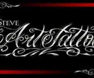 Steve art tattoo