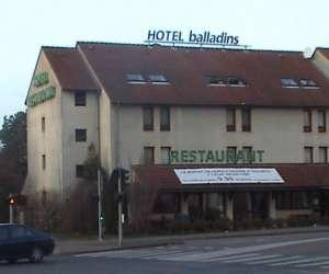 Hôtel - restaurant  - balladins