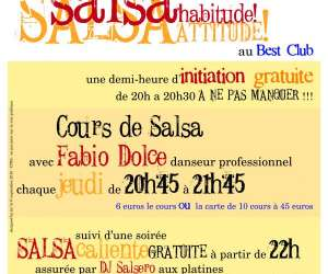 Salsa habittude! salsa attitude!