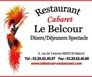 Restaurant cabaret le belcour