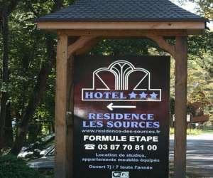 Hotel residence des sources