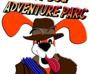 Out-dog adventure parc