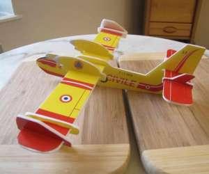 Aerono.fr - construire des avions en polystyrene