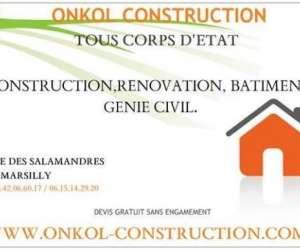 Onkol construction