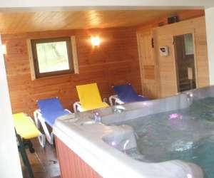 Gîtes avec spa jacuzzi et sauna