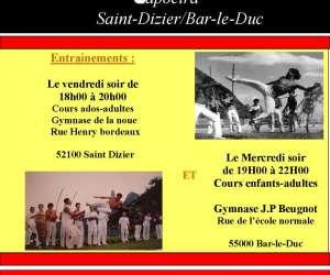 Asptt capoeira bar-le-duc/saint-dizier