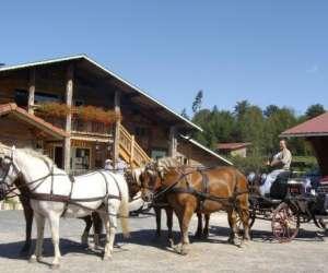 Centre �cotouristique de bertrichamps