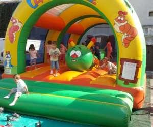 Sur un air gonfle - location de  jeux et de structures