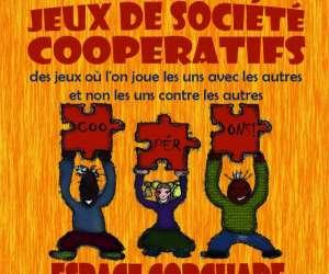 Ecole de la paix  - apres-midi jeux cooperatifs
