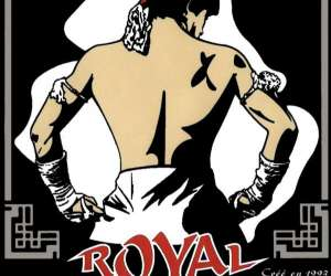 Royal thai boxing