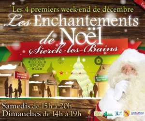 Les enchantements de noël