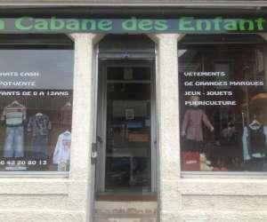 Dépôt-vente pour bébés et enfants: vêtements, poussette