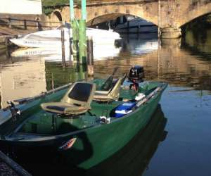 Switch fishiing  - location barques de p�che