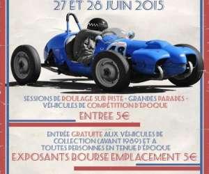 Ecurie cacic  - festival voitures collection gt legends