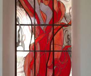 Clair de verre -  vitraux d