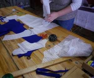 Creapique - stage de couture