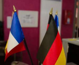 Marché des produits du terroir franco -allemand