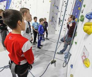 Salle escalade climb up nancy