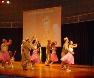 Lun�ville danse evolution