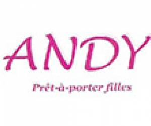Andy - vêtements enfants